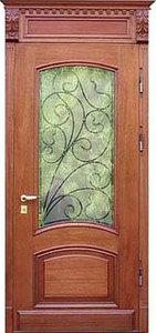 Парадная стальная дверь №08