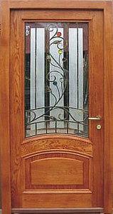 Парадная стальная дверь №09