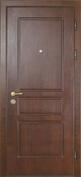 Стальная дверь с отделкой МДФ №11