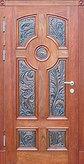 Парадная стальная дверь №10