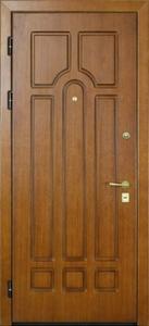 Стальная дверь с отделкой МДФ №13