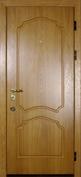 Стальная дверь с отделкой МДФ №14