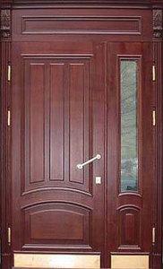 Парадная стальная дверь №18