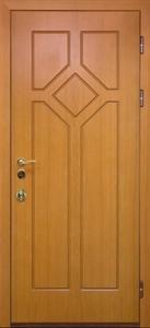 Стальная дверь с отделкой МДФ №17