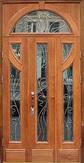 Парадная стальная дверь №20