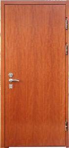 Стальная дверь с отделкой МДФ №20