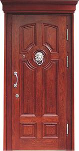 Парадная стальная дверь №15