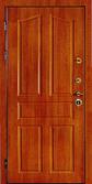 Стальная дверь с отделкой МДФ №25