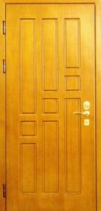Стальная дверь с отделкой МДФ №26