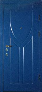 Стальная дверь с отделкой МДФ №28