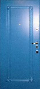 Стальная дверь с отделкой МДФ №29