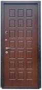 Стальная дверь с отделкой МДФ №30