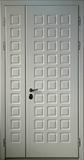 Стальная дверь с отделкой МДФ №31