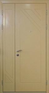 Стальная дверь с отделкой МДФ №32