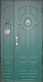 Стальная дверь с отделкой МДФ №33