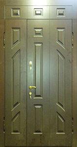 Стальная дверь с отделкой МДФ №35