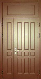 Стальная дверь с отделкой МДФ №36