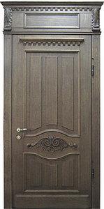 Парадная стальная дверь №03