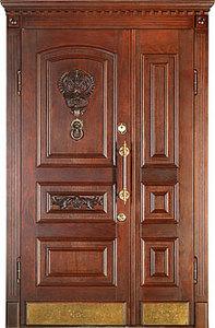Парадная стальная дверь №16
