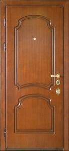 Стальная дверь с отделкой МДФ №05