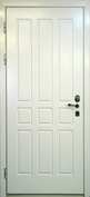 Стальная дверь с отделкой МДФ №06