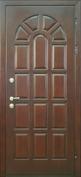 Стальная дверь с отделкой МДФ №09