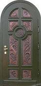 Парадная стальная дверь №07