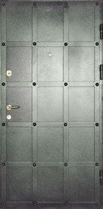 Металлическая дверь с порошковым напылением №5