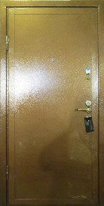 Металлическая дверь с порошковым напылением №6