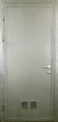 Металлическая дверь с порошковым напылением №1
